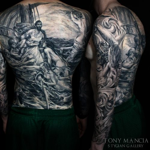 Tony Mancia
