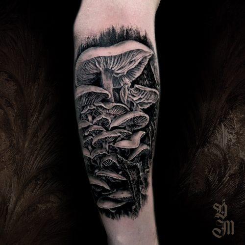 mushrooms-tattoo-desireemancia