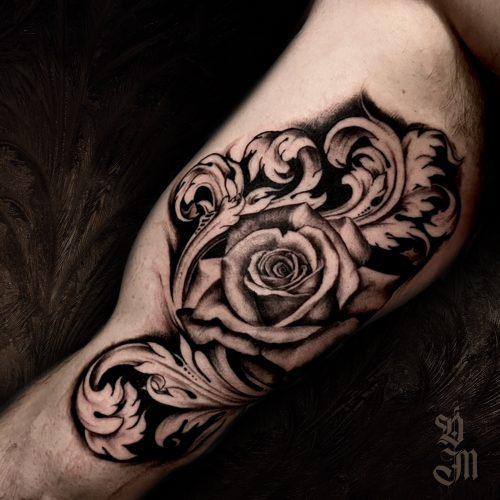 rose-filigree-tattoo-bngdesireemancia