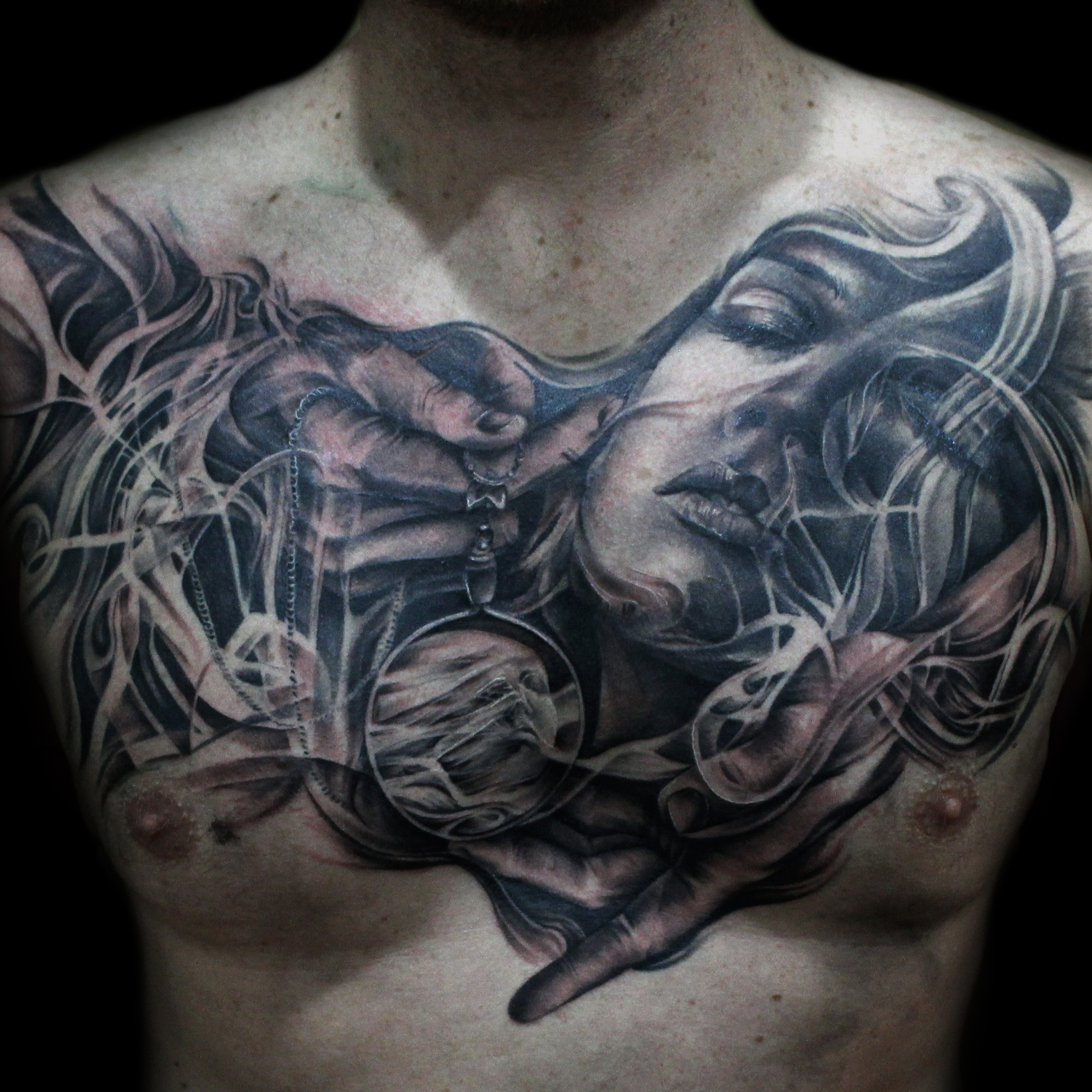 smoke tattoo pictures - HD3600×3600